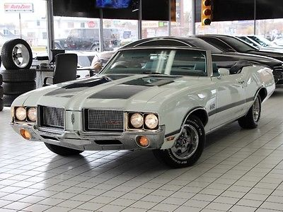 Oldsmobile : Cutlass Convertible Cutlass Convertible Solid Las Vegas Nevada Car Tribute 442 Clone