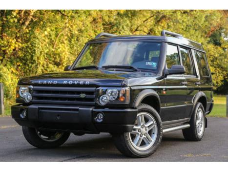 Land Rover : Discovery SE7 1 OWNER 2004 land rover discovery 1 owner se 7 3 rd row 7 passener 4 x 4 serviced carfax