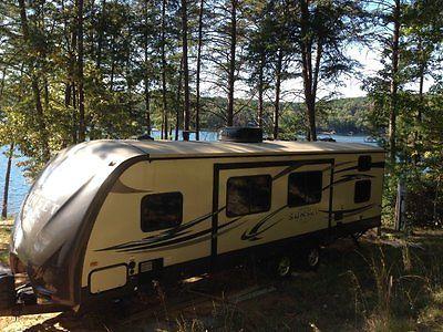 2013 CrossRoads Sunset Trail Reserve ST29SS 5th Wheel