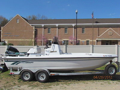 1999 Procraft 21 Foot Center Console Boat with 200 Hp Mercury -Marina Maintained