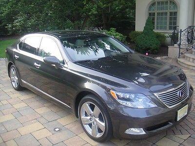 Lexus Ls 600h L Cars for sale