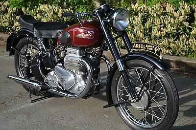 Other Makes : Ariel Square 4 1952 ariel square 4 mk i gorgeous example
