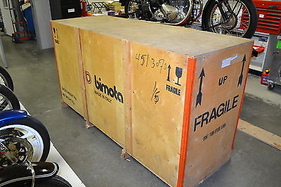Bimota : DB1SR Ducati Powered 1987 Bimota DB1SR - NEW IN CRATE!!!