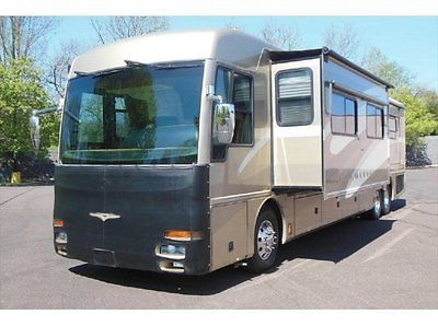 2005 Fleetwood American Tradition 42R Class A 59000 Miles