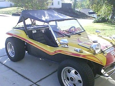 Volkswagen : Other Meyers Manx Type ELECTRIC DUNE BUGGY
