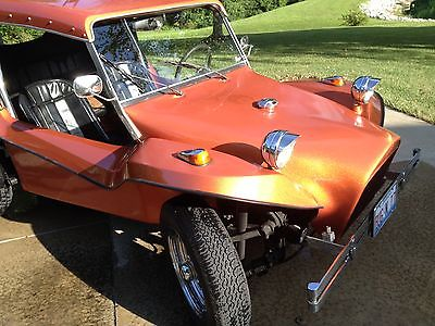 Volkswagen : Beetle - Classic standard 1975 dune buggy with removable hard top