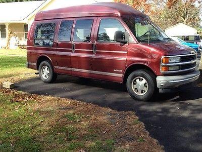 Chevrolet Express LS Conversion 1999 Van