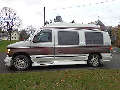 Ford E Series Van Conversion 1993 Econoline Rare L A West