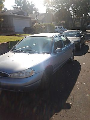 Ford : Contour GL Sedan 4-Door 1998 ford contour