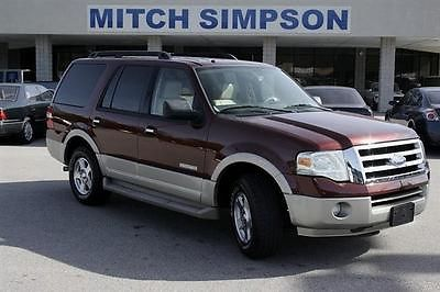 Ford expedition expedition eddie bauer 1 owner georgia suv for Mitch simpson motors cleveland ga