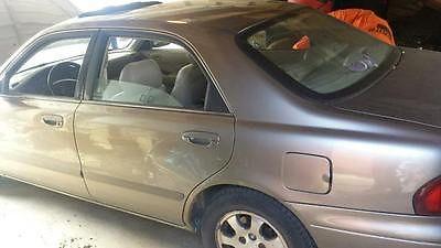 Mazda : 626 Leather 1998 mazda 626 es lx 4 door great parts car