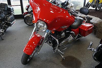 Harley-Davidson : Other 2010 harley davidson street glide hd flhx motorcycle street bike bagger touring