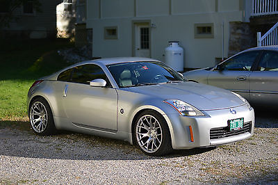 Nissan : 350Z GT/Touring 03 nissan 350 z touring edition 6 speed manual