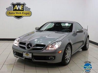 Mercedes-Benz : SLK-Class 3.0L 2009 mercedes slk 300 low miles great deal great car