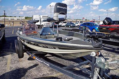 1989 Ranger  350V, 150 Johnson V-6, Trailer, Full Fishing Package!