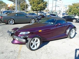 Plymouth : Prowler Very Rare Plymouth only 10k miles , 1 of only 1008 in this color .. lets make this yours