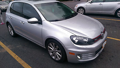 Volkswagen : Other Base Wagon 4-Door 2010 volkswagon golf 2.5 l rebuilt title excellent condition in and out