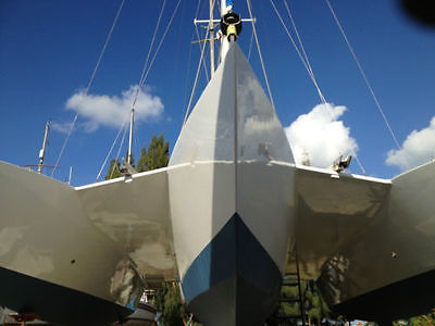 TRIMARAN Sailboat 32'6