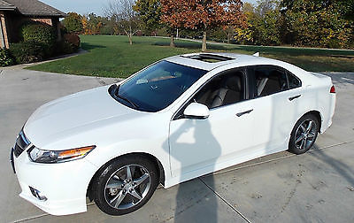 Acura : TSX Special Edition ONE OWNER.....IMMACULATE!....FACTORY WARRANTY....SERVICE HISTORY
