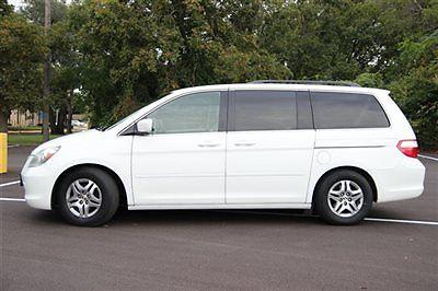 Honda : Odyssey 5dr EX-L Automatic with RES Honda Odyssey 5dr EX-L Automatic with RES Van Automatic Gasoline 3.5L V6 Cyl Taf