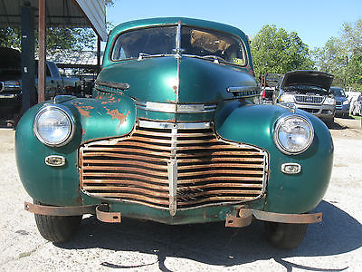 Chevrolet : Other MASTER DELUXE 1941 chevy master deluxe
