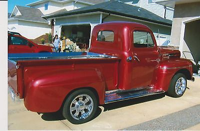 Mercury : Other Classic 1948 Mercury Half Ton