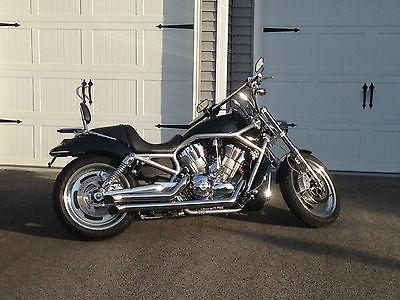 Harley-Davidson : VRSC 2007 harley davidson v rod vrscaw vrod low miles tasteful mods