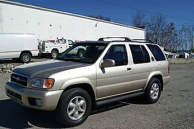 Nissan : Pathfinder LE SUV 4X4 LOADED UP CLEAN UNIT V6 AUTO  EXTRA CLEAN SUV! LOADED UP! SUN ROOF,LEATHER,BOSE STEREO,POWER SEATS! WOWEE!$$$$