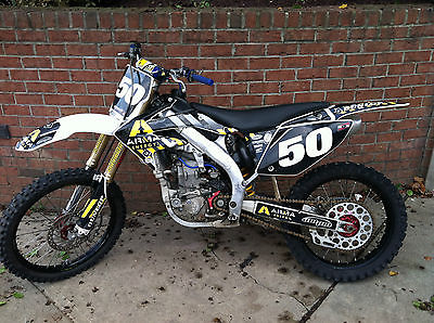 Honda : CRF 2005 honda crf 450 r race bike hinson clutch pro wheels sick bike mx racer crf cr