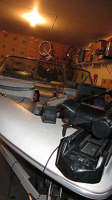 1998 Bayliner Capri 1904 SF/120 HP Force Outboard/24 Volt Motorguide Trolling