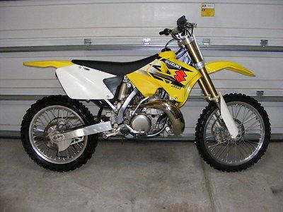Suzuki : RM Suzuki RM250