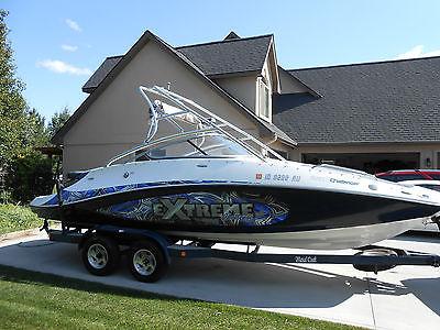 2008 SeaDoo Challenger Wake Boat