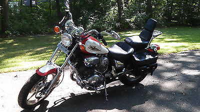 Yamaha : Virago XV 1100 Special, Cycle World Recommended, Runs Fantastic, Looks Good, New Tires