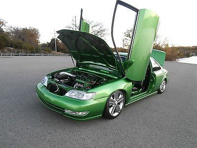 Acura : CL Premium Coupe 2-Door 1998 acura cl premium coupe 2 door 2.3 l
