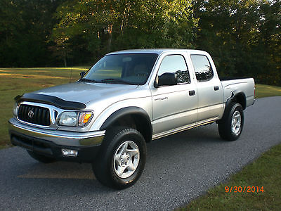2001 toyota tacoma 4x4 cars for sale. Black Bedroom Furniture Sets. Home Design Ideas