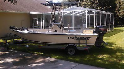 Sea Era Sea Fox Boat