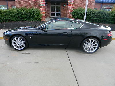 Aston Martin : DB9 DB9 COUPE ONLY 10K+1 OWNR+LINN260W+BAMBOO+NAVI+PARKTRONIC+RUNS/LOOKS NEW+WARRANTY+AMAZING