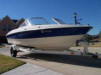 2006 Bayliner 185 boat , runabout / fishing open bow boat