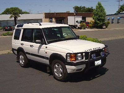 Land Rover : Discovery Series II Sport Utility 4-Door 2000 land rover discovery series ii sport utility 4 door 4.0 l