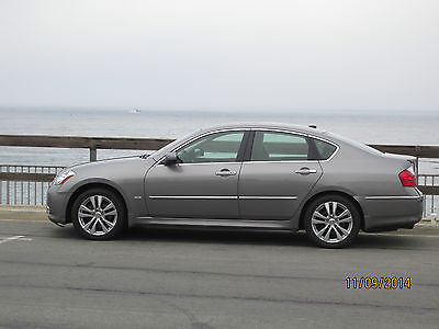 Infiniti : M35 X,  Navigation Rear Camera Ventilated Seats Xenon. 2009 infiniti m 35 x salvage flooded rebuild title