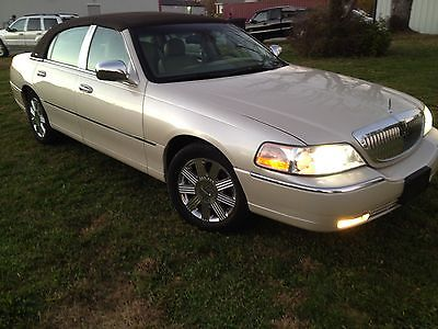 Lincoln Town Car Cartier Cars For Sale In Ohio