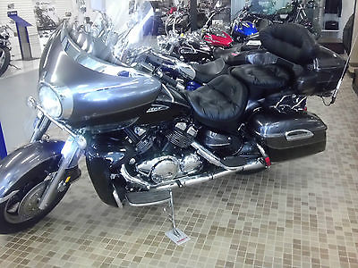 Yamaha royal star venture trike motorcycles for sale for Yamaha motorcycle warranty