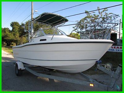 04 Trophy 1802WA nice boat, hard top.FLORIDA BOAT,LOW HOURS