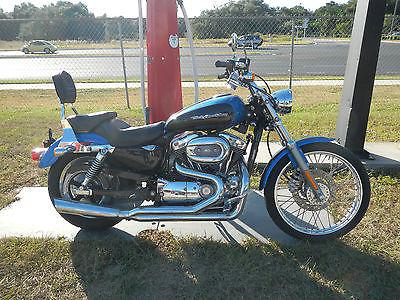Harley-Davidson : Sportster 2004 xlh 1200 c harley davidson sportster custom