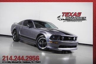 Ford : Mustang GT Premium w/ Upgrades 2006 ford mustang gt premium many upgrades saleen hood low miles must see