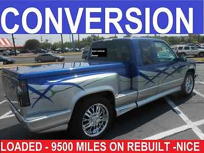 GMC : Sierra 1500 Presid Conversion Prettier than Southern Comfort 1 st class presidential conversion truck hi tech custom