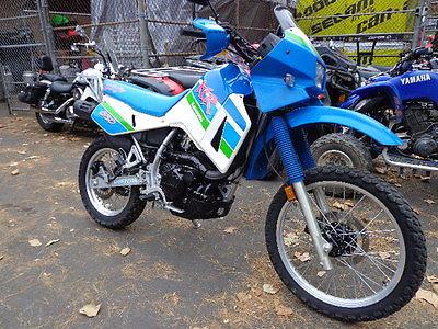 Kawasaki : KLR klr650 klr 650 kwasaki on off road classic 1993 dirt street