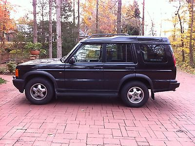 Land Rover : Discovery Series II Sport Utility 4-Door 1999 land rover discovery ii must go