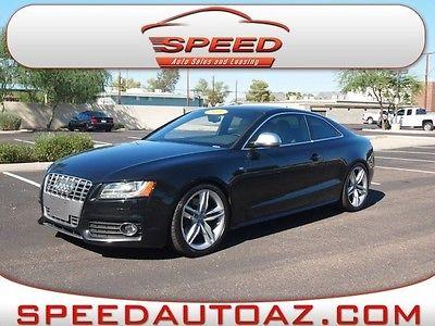 Audi : S5 Base Coupe 2-Door 2009 audi s 5 6 spd