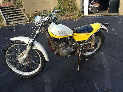 Yamaha : Other 1974 yamaha ty 250 trials bike ahrma ty 350 175 125 250 tl kt